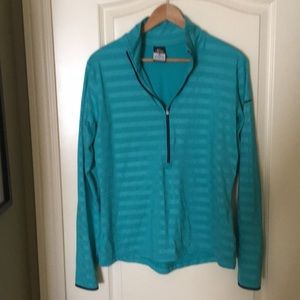 Teal Nike pullover